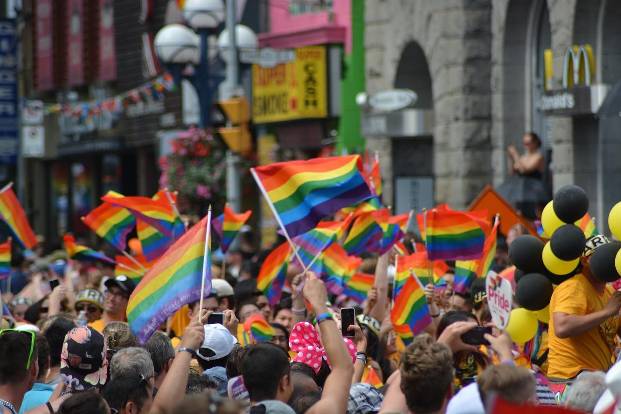 團結與驕傲,「同志」的起源與六色彩虹的含義